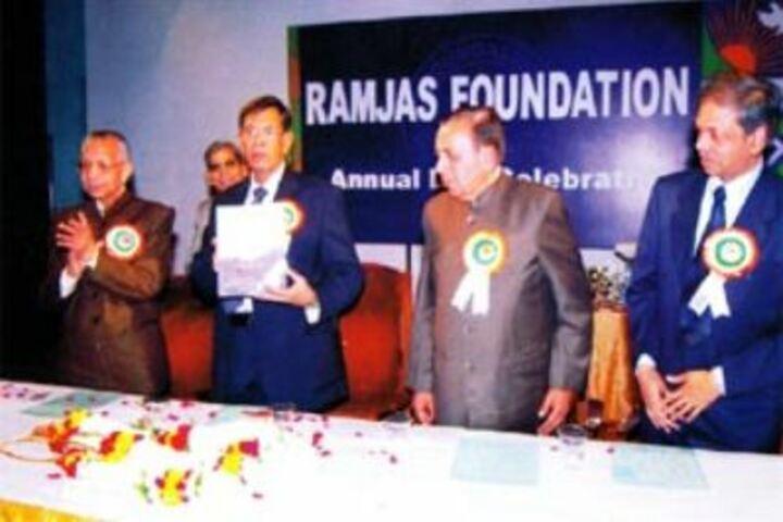 Ramjas Senior Secondary School No-1-Annual Day Celebration