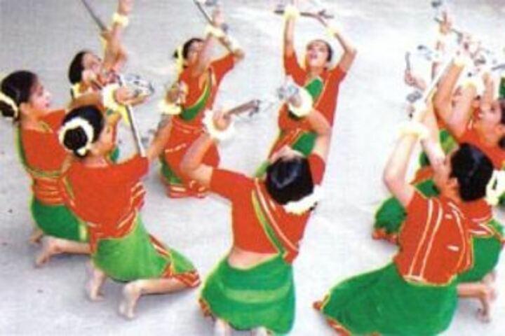 Ramjas Senior Secondary School No-1-Dance