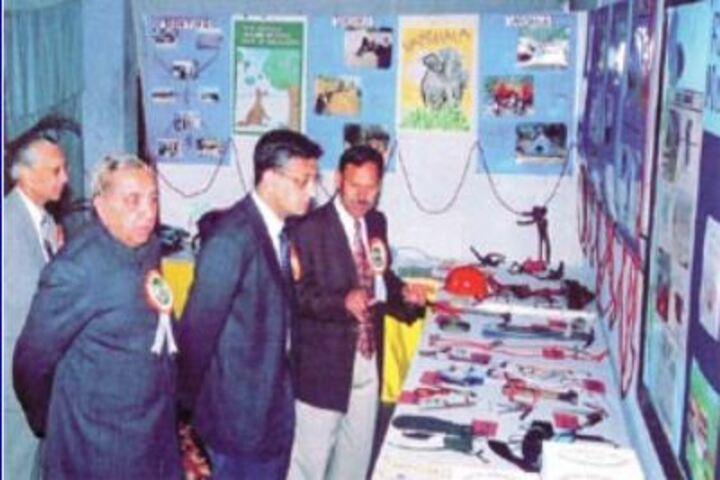 Ramjas Senior Secondary School No-1-School Exhibition