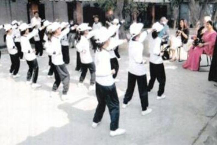 Ramjas Senior Secondary School No-1-Self Defence Activity