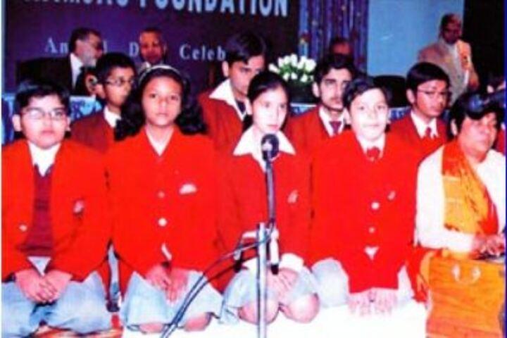 Ramjas Senior Secondary School No-1-Singing