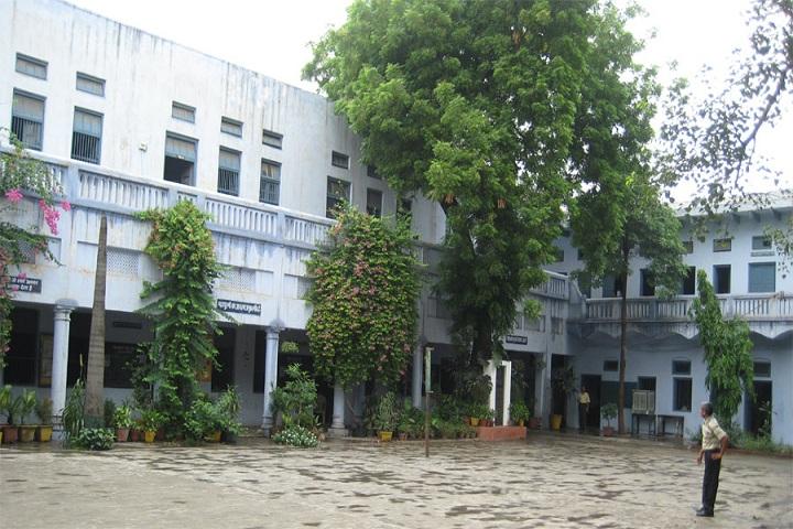 Ramjas Senior Secondary School No-1-School Building