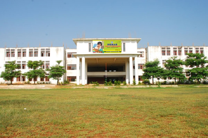 Vignan Steel City Public School- School Campus