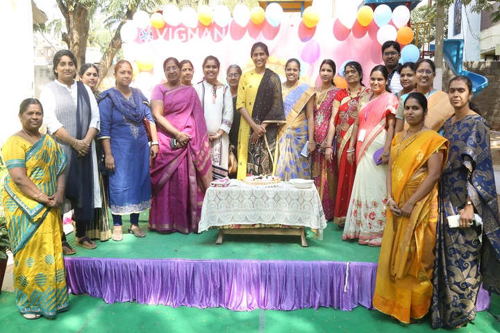 Vignan Steel City Public School-New Year Celebrations