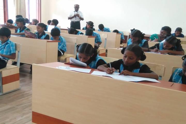 Vignan Vidyalayam High School-Classroom