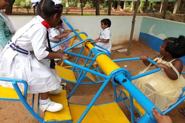Vignan Vidyalayam High School-Playpark