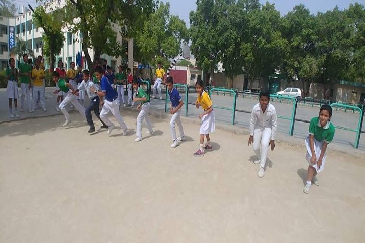Rashtra Shakti Vidyalaya-Sports