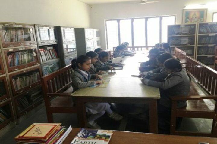 Rashtra Shakti Vidyalaya-Library