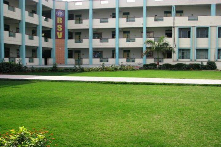 Rashtra Shakti Vidyalaya-School View