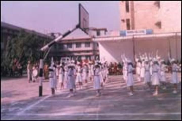 Ravindra Public School-Sports