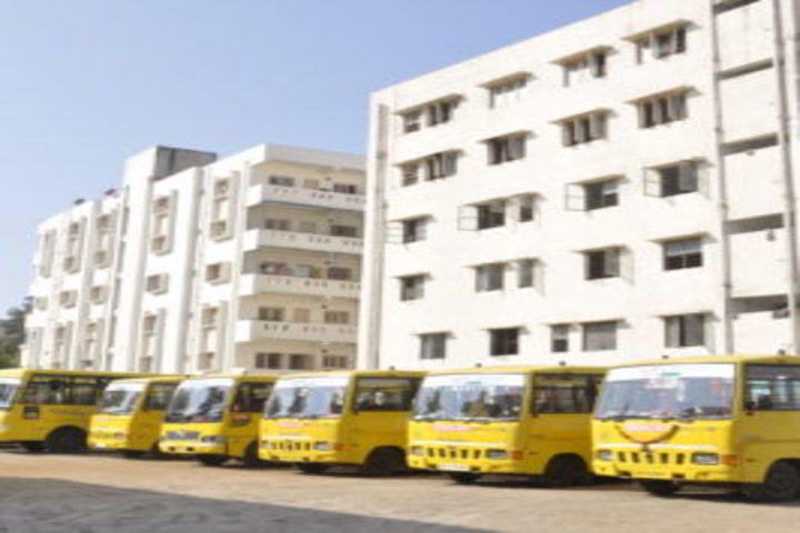 Vijayam Techno School-Bus Transport