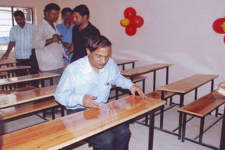 Vijayam Techno School-Classroom