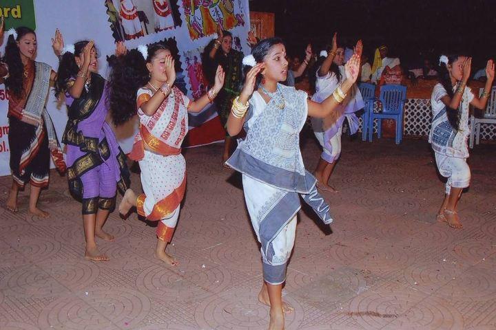 Vijayam Techno School-Dance