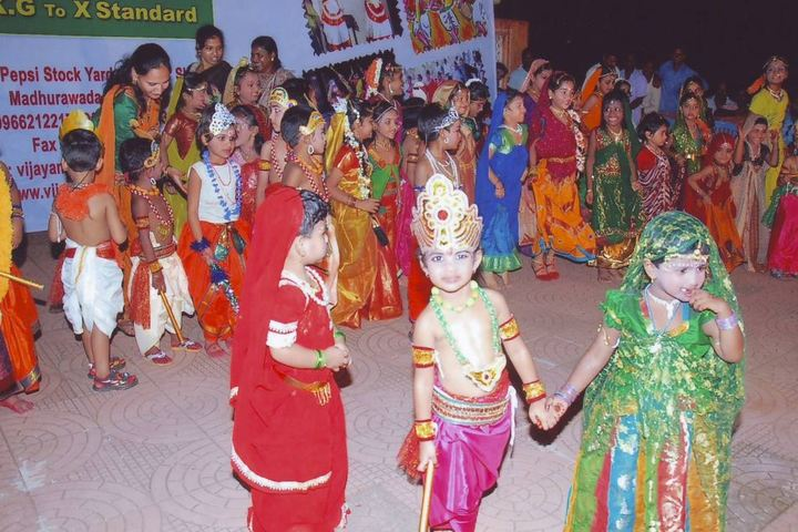 Vijayam Techno School-Festival Celebrations