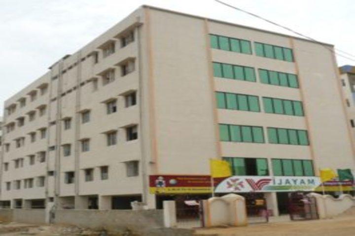 Vijayam Techno School-School Campus