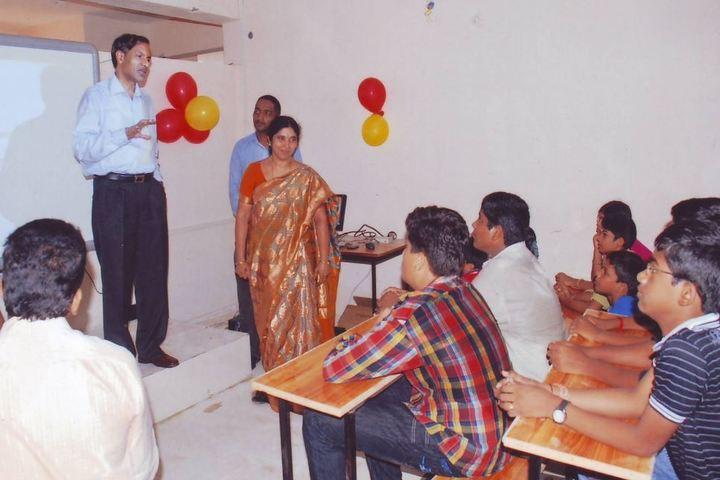 Vijayam Techno School-Seminar