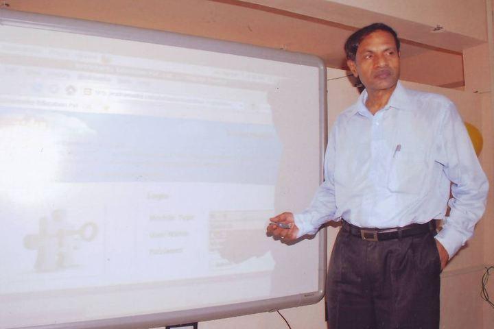 Vijayam Techno School-Smart Class