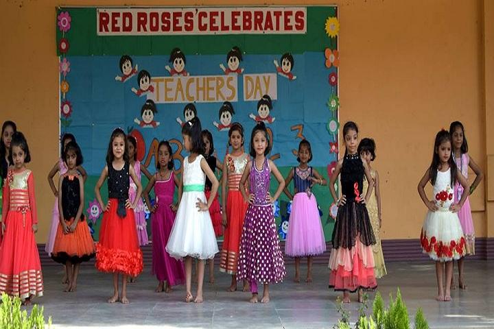 Red Roses Public School-Dance Event