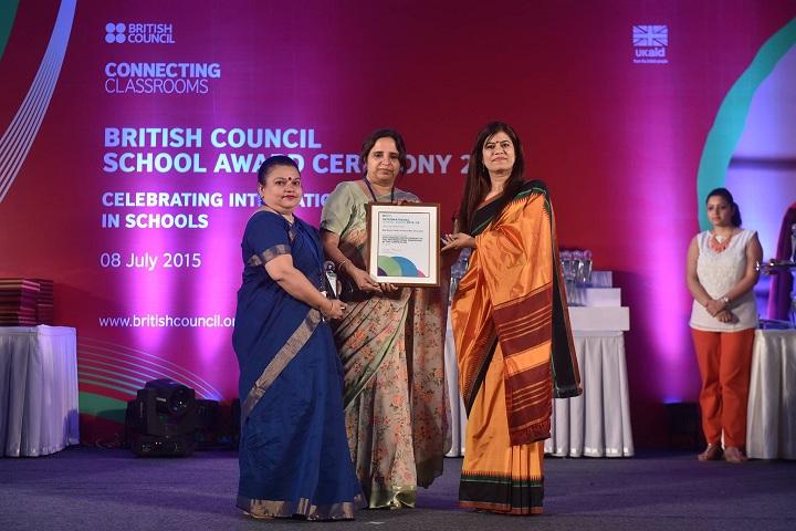 Red Roses Public School-School Award