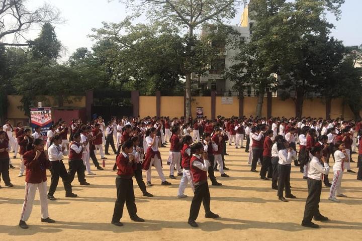 Red Roses Public School-Karate Classes