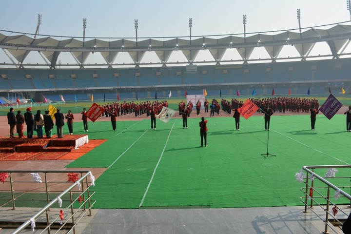 Red Roses Public School-Annual Sports Day