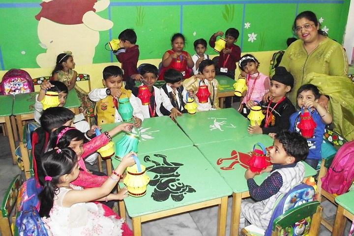 Richmondd Global School-Diwali celebrations