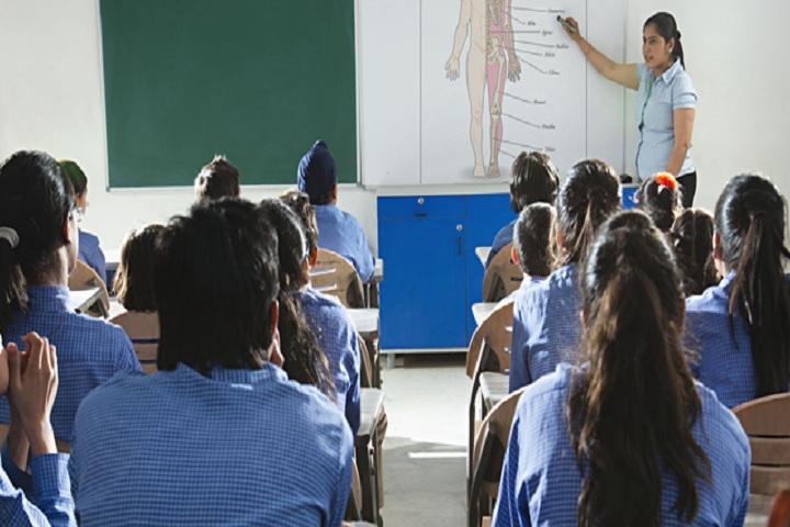 Richmondd Global School-Classrooms
