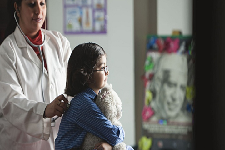Richmondd Global School-Medical Checkup