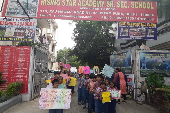 Rising Star Academy-Student Rally-11