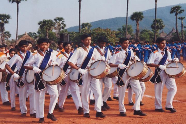 Vijnana Vihara Residential School- Band