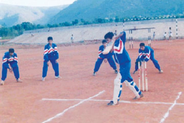 Vijnana Vihara Residential School- Cricket