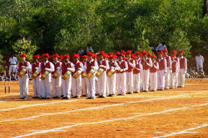 Vijnana Vihara Residential School- Investiture Ceremony