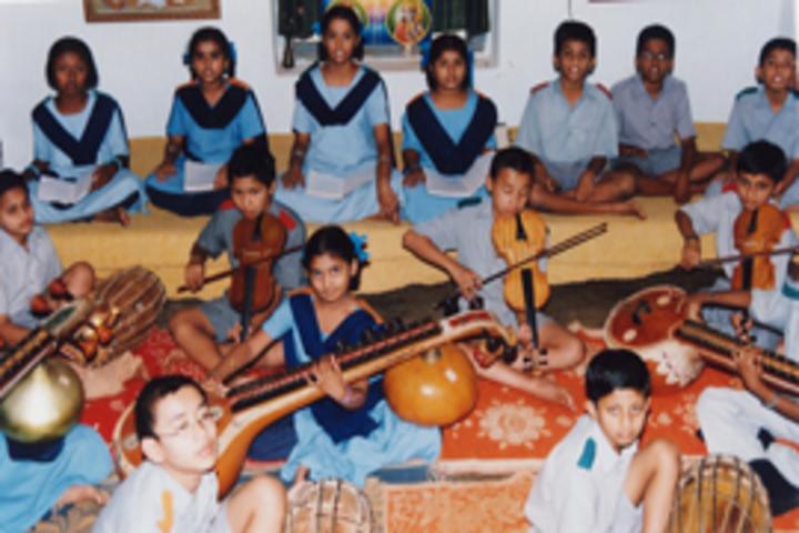 Vijnana Vihara Residential School- Music