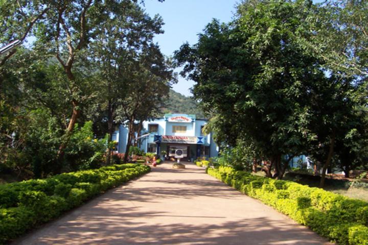 Vijnana Vihara Residential School- School Campus