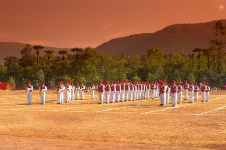 Vijnana Vihara Residential School- Sports Day
