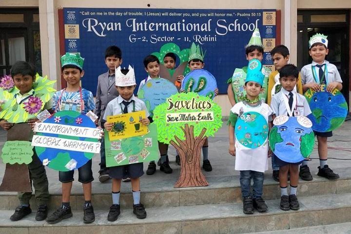 Ryan International School- Activities 2