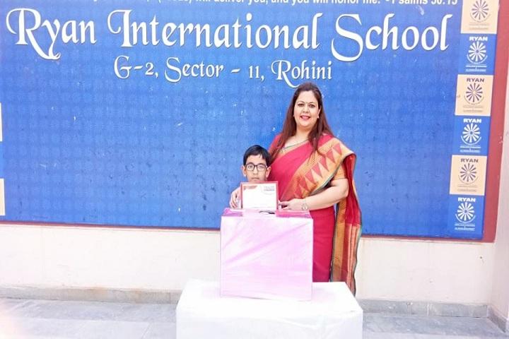 Ryan International School- Award function