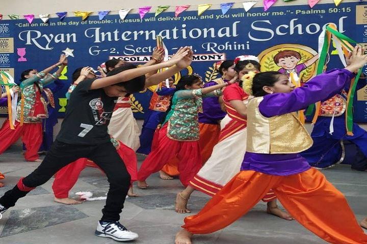Ryan International School- Events 2