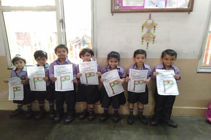 S D Public School-Independene day