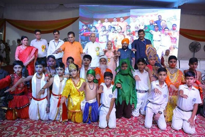 S D Public School-Childrens Day