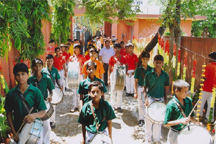 S D Secondary School-Annual Day
