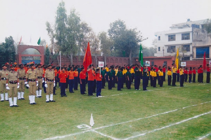 S D Secondary School-Sports Day