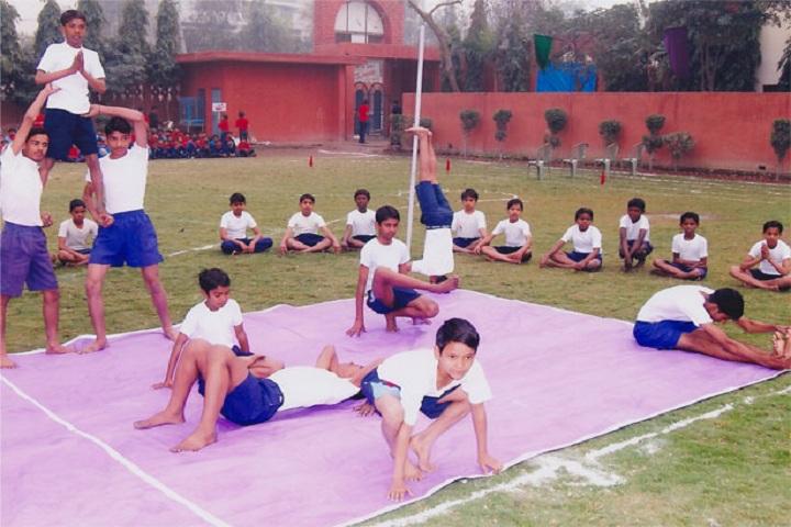 S D Secondary School-Yoga