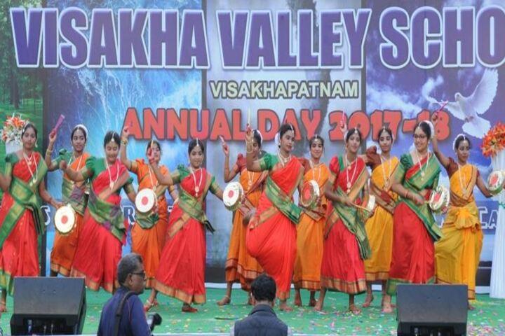 Visakha Valley School- Annual Day