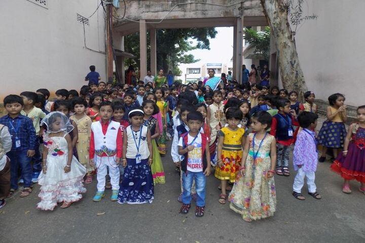 Visakha Valley School- Childrens Day