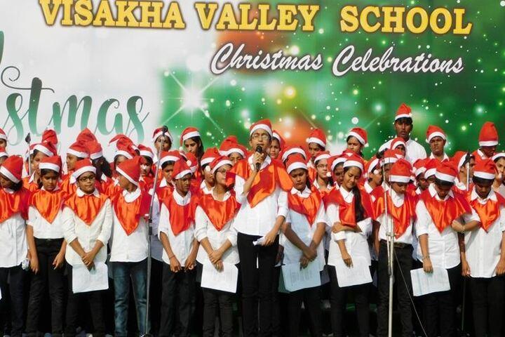 Visakha Valley School- Christmas Celebrations