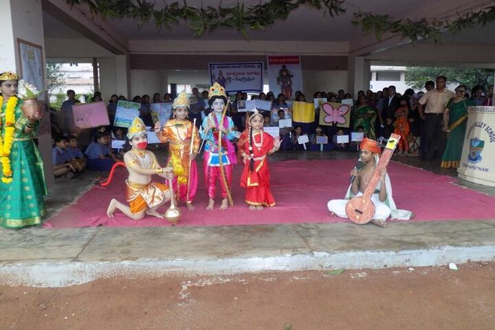 Visakha Valley School- Drama