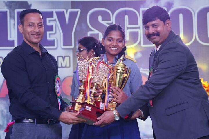 Visakha Valley School- Prize Distribution