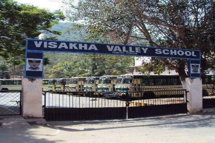 Visakha Valley School-Gate