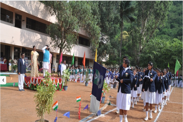 Visakha Valley School-Independance Day
